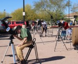 Transit of Mercury Observing Event 09-May-2016