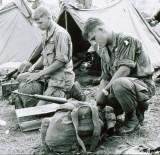 Vietnam Era Uniforms and gear