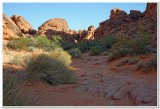 Mouse Tank Trail 1, Valley of Fire, Nevada