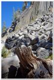 Devil's Postpile 2, Mammoth Lakes, California