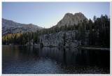 Crystal Crag from TJ Lake, Mammoth Lakes, California