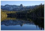 Crystal Crag Reflection, Mammoth Lakes, California