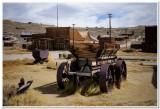 Wagon, Bodie, California