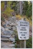 Stairs, Desolation Wilderness
