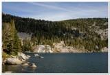 South End of Fontanillis Lake, Desolation Wilderness