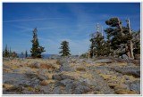 Junction with Pacific Crest Trail, Desolation Wilderness
