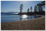 Sun Reflection, Viewpoint, Lake Tahoe
