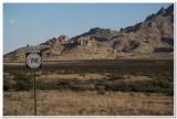 Near City of Rocks State Park, New Mexico