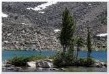 Lost Cabin Lake Trail, Island