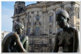 Statues Across from Berliner Dom, Berlin