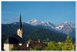 View from Partenkirchen