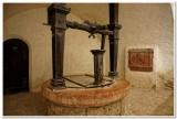 Water well, Fortress Hohensalzburg