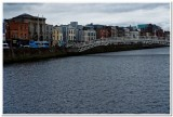 Ha'penny Bridge, Liffey River, Dublin