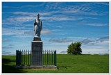 Statue of St. Peter, Hill of Tara, Ireland