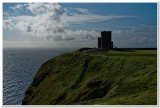 O'Brien's Tower, Cliffs of Moher, Ireland