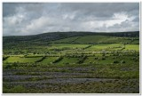 View from Top of Mullaghmor Loop, The Burren, Ireland