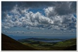 Dingle from Conor Pass, Ireland