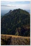 Looking Across Saddle Mountian