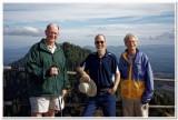 Hikers Atop Saddle Mountain