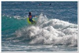Paddle board surf competition, Makaha