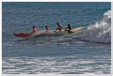 Outrigger competition, Makaha