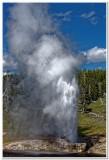 Riverside Geyser, Yellowstone National Park