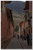 Pisac from the new town