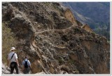 Ollantaytambo hike