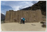 Ollantaytambo sun temple