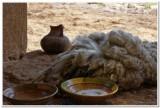 Wool preparation