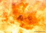 17th July 2013 - burn