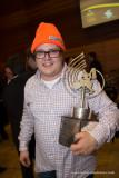 EBBC 2014 orange hats