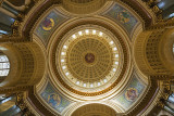 Capitol Dome, Interior