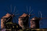 Wind Mills  of Patmos