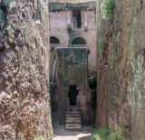 Ancient Church in Lalibela