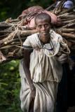 Local Woman in Bahir Dar