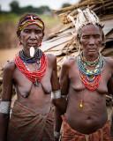 Dassanech Women