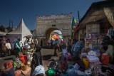 Market in Harar