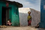 Locals in Harar