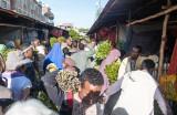 Khat Market in Harar