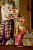 Dancer in Bali, Indonesia