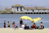 Seixal beach, Portugal
