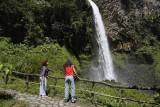 Manto de la Novia Waterfall, Ecuador