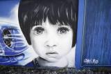 Júlio de Matos Hospital graffiti