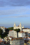 Alfama, view from S. Jorge Castle