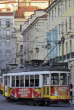 Tram at Figueira Square
