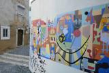 Mouraria graffiti