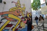 Escadinhas de S. Cristóvão graffiti