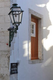 Alfama, door without a stair