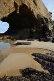 Santa Cruz beach, Portugal